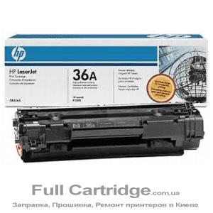Картридж HP 36А