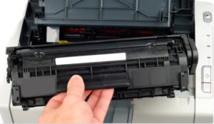 Ремонт лазерных картриджей принтеров